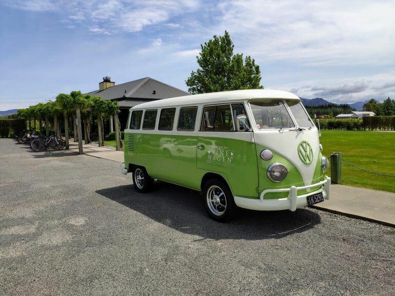 Wairau River Wines in Blenheim Neuseeland