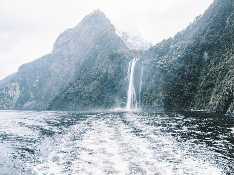 Milford Sound Neuseeland