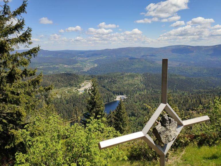 Mittagsplatzl Bayerischer Wald