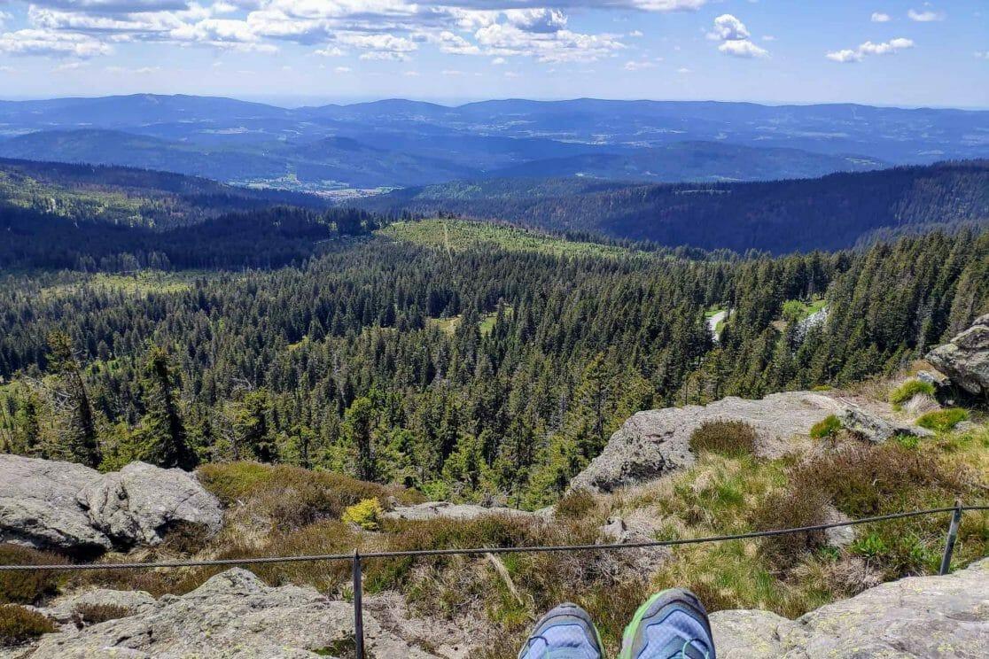 Großer Arber Bayerischer Wald