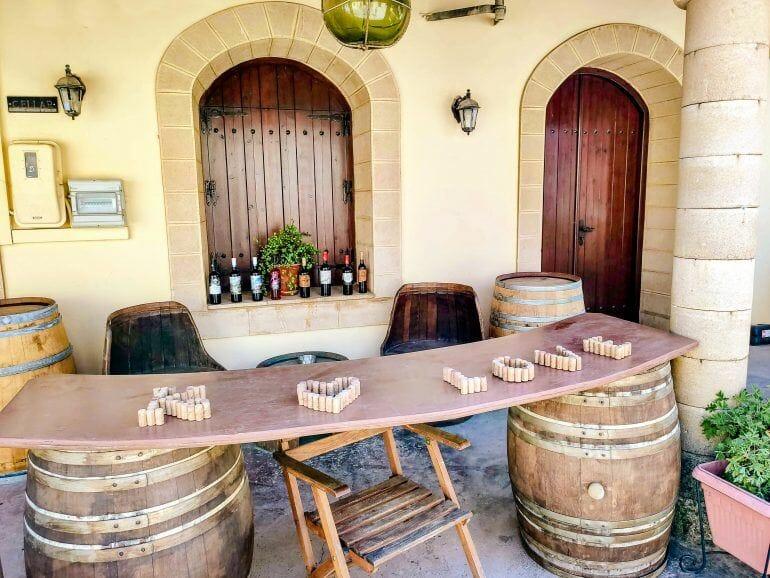 Kounaki Winery Rhodos