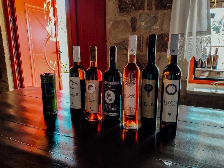 Piperis Winery Rhodos