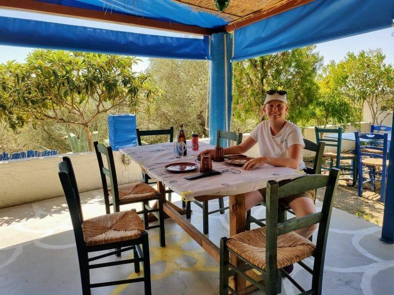 Taverne Paraga Rhodos