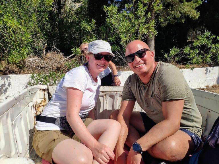 Nikos Papas Tour Rhodos
